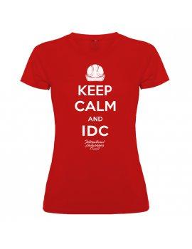 Camiseta Calm Mujer