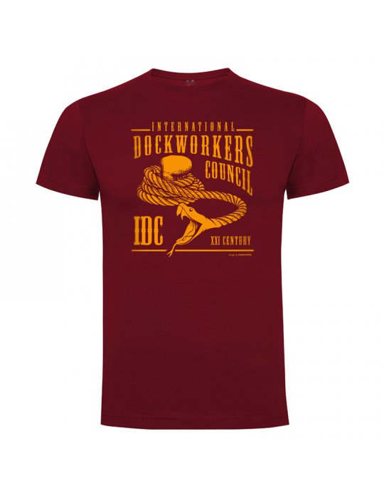 Camiseta Snake Hombre